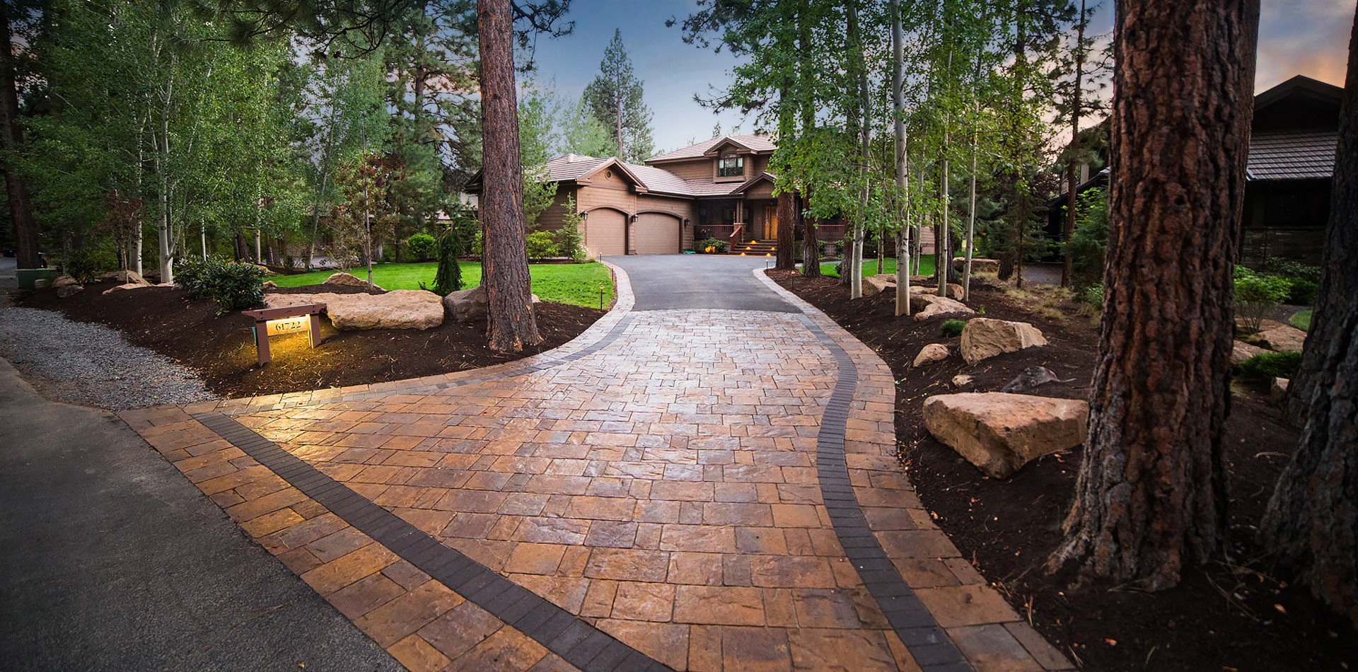 Paver Patios and Walkways | Newport Ave Landscaping on Landscaping And Patios id=88894