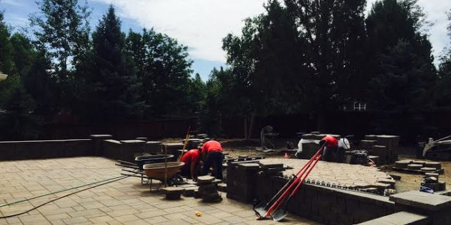 fire-pit-south-east-bend-oregon-during-construction